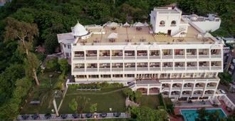 山顶宫殿酒店 - 乌代浦 - 建筑
