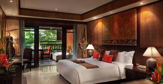 波普托度假村酒店 - 苏梅岛 - 睡房