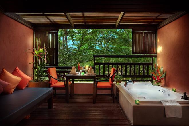 波普托度假村酒店 - 苏梅岛 - 酒店设施
