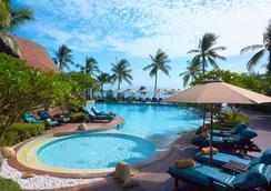 波普托度假村酒店 - 苏梅岛 - 游泳池