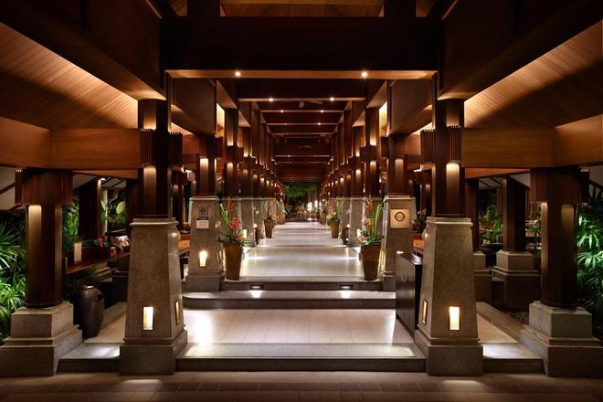 波普托度假村酒店 - 苏梅岛 - 大厅
