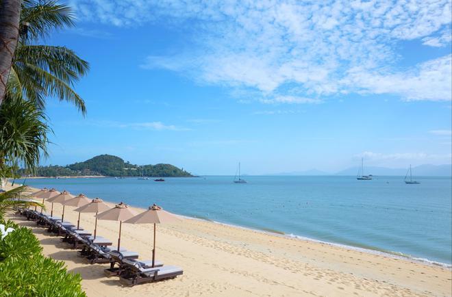 波普托度假村酒店 - 苏梅岛 - 海滩
