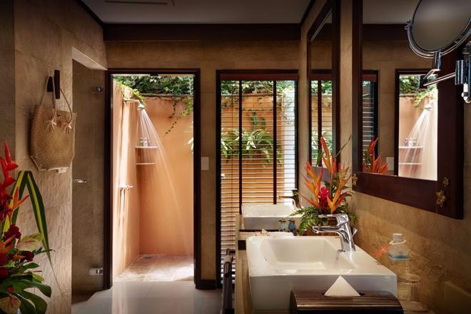 波普托度假村酒店 - 苏梅岛 - 浴室