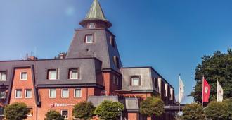 贝斯特韦斯特精品艾尔斯特尔克尔格酒店 - 汉堡