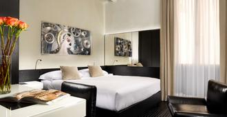 威尼斯罗洛吉奥酒店 - 威尼斯 - 睡房