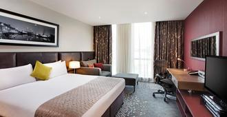 假日布里斯托尔市中心酒店 - 布里斯托 - 睡房