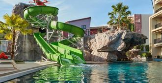 安娜塔布里度假酒店 - 奥南 - 住宿设施
