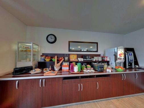 奥尔良中心火车站钟楼酒店 - 奥尔良 - 自助餐