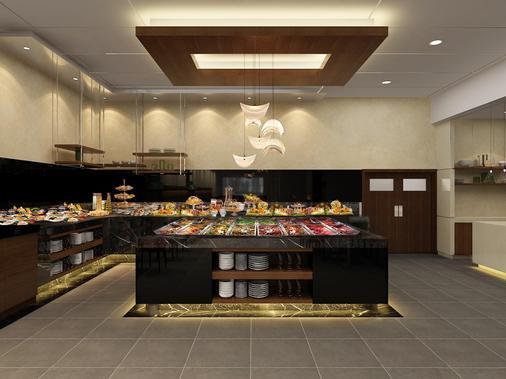 弗洛拉阿尔巴沙酒店 - 迪拜 - 自助餐