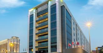 弗洛拉阿尔巴沙酒店 - 迪拜 - 建筑