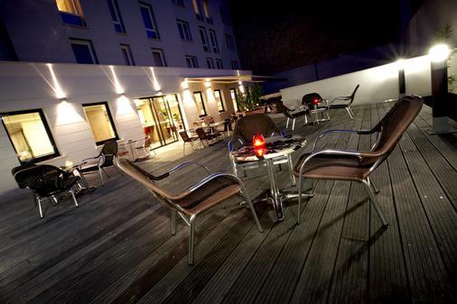 钟楼波尔多中央圣简车站酒店 - 波尔多 - 酒吧