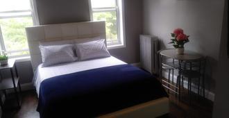 纽约渡假出租公寓 - 布鲁克林 - 睡房