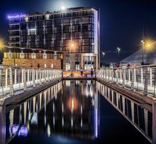 瑟堡中心港口美居酒店