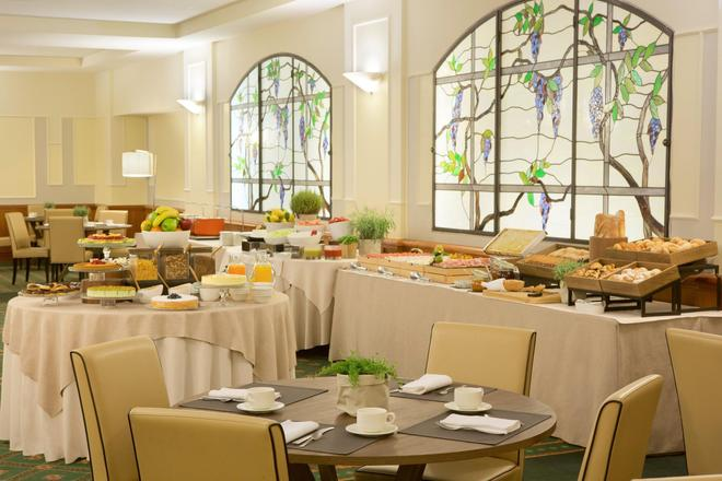星际商务宫殿酒店 - 米兰 - 自助餐