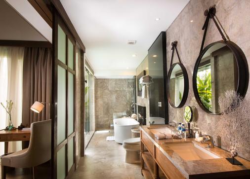 戈雅精品度假村 - 乌布 - 浴室