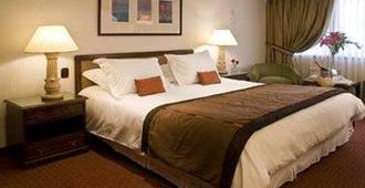 三藩市广场酒店 - 圣地亚哥 - 睡房