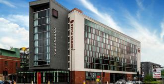 曼彻斯特中心皇冠假日酒店 - 曼彻斯特 - 建筑