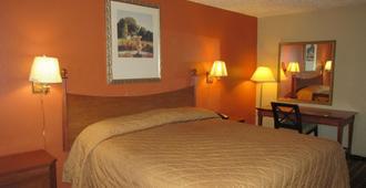皇家酒店 - 达拉斯 - 睡房