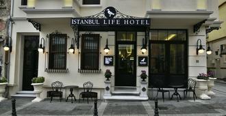 伊斯坦布尔利夫酒店 - 伊斯坦布尔 - 建筑