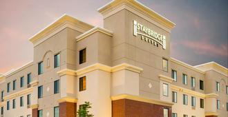 丹佛斯德布里奇套房酒店 - 斯特普尔顿 - 丹佛 - 建筑