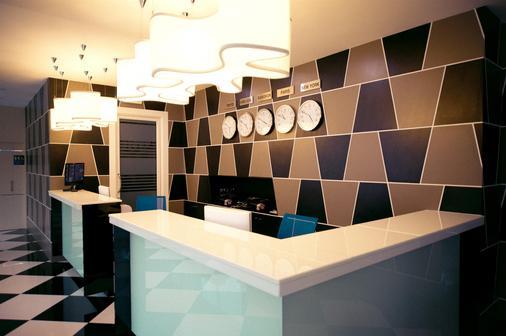 皇家武里南贝斯特韦斯特酒店 - 武里南 - 柜台