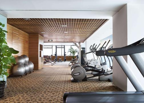 龍之夢麗晶酒店上海 - 上海 - 健身房
