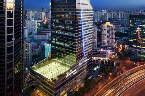 龍之夢麗晶酒店上海 - 上海 - 建筑