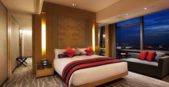 上海龙之梦大酒店 - 上海 - 睡房