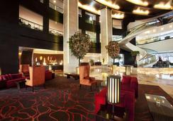 龍之夢麗晶酒店上海 - 上海 - 大厅