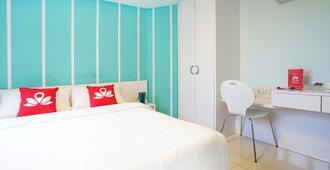 新加坡武吉美拉禅室酒店 - 新加坡 - 睡房