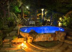 毕特露普旅馆 - 内尔斯普雷特 - 游泳池