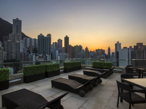 99号宝恒酒店 - 香港 - 阳台