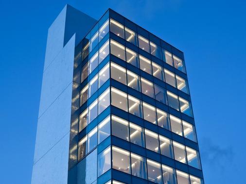 99号宝恒酒店 - 香港 - 建筑