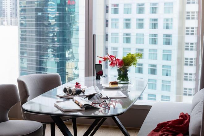 99号宝恒酒店 - 香港 - 餐厅