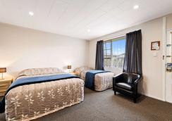 坎特伯雷庭院汽车旅馆 - 基督城 - 睡房