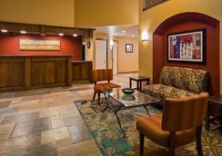 贝斯特韦斯特棕榈阁酒店 - 莫德斯托 - 大厅
