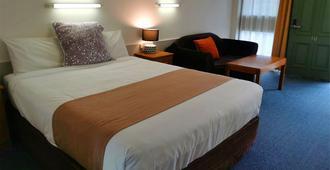 巴拉瑞特尤里卡汽车旅馆 - 柏拉瑞特 - 睡房