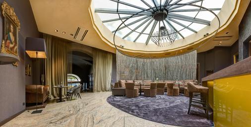 雷布斯托克贝斯特韦斯特高级酒店 - 维尔茨堡 - 酒吧