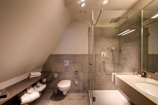 雷布斯托克贝斯特韦斯特高级酒店 - 维尔茨堡 - 浴室