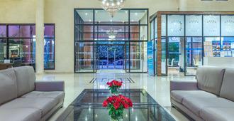 拉布蘭達塔爾加俱樂部水上公園飯店 - 马拉喀什 - 大厅