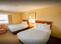 米德威汽车旅馆 - 布兰登 - 睡房