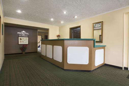 温哥哥伦比亚诺奇路区米克罗酒店 - 哥伦比亚 - 柜台