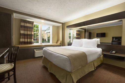 温哥哥伦比亚诺奇路区米克罗酒店 - 哥伦比亚 - 睡房