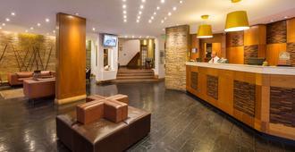 最佳西方雷伊码头酒店 - 比尼亚德尔马 - 柜台