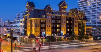 德尔雷码头西佳酒店 - 比尼亚德尔马 - 建筑