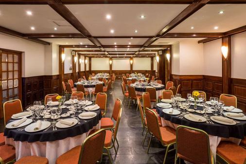 最佳西方雷伊码头酒店 - 比尼亚德尔马 - 宴会厅
