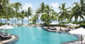 塔吉本托塔度假村及水疗中心 - 本托塔 - 游泳池
