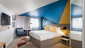 普罗旺斯地区艾克斯基里亚德高级酒店 - 普罗旺斯艾克斯 - 睡房