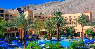 棕榈泉万丽酒店 - 棕榈泉 - 健身房