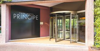 普林西比帕克酒店 - 卢加诺 - 建筑